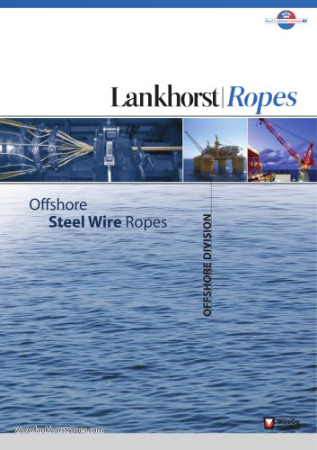 Offshore Steel Wire Ropes