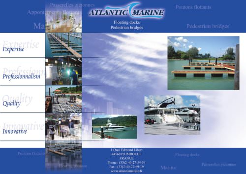 Product catalogue Maritime