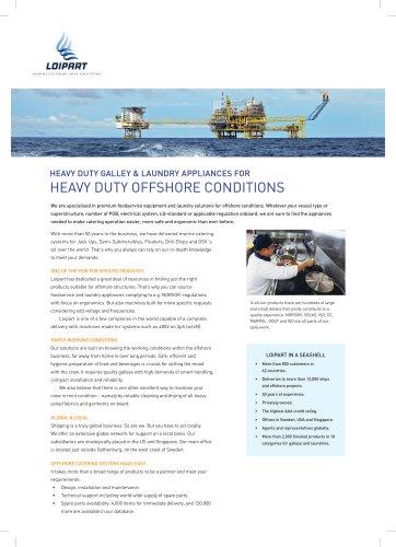 Brochure - Offshore