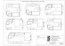Modular living cabin - 2