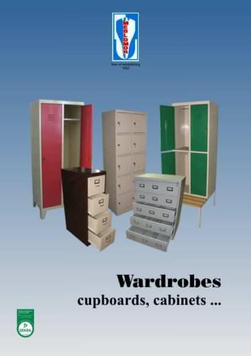Wardrobes, cupboards, cabinets