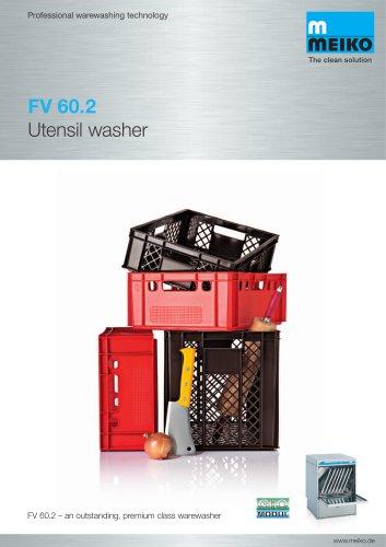 Catalogue Universal warewashing machine FV 60.2