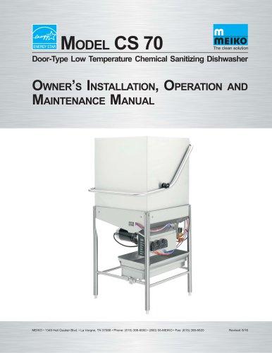 MODEL CS 70