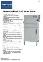 Metos WD-7