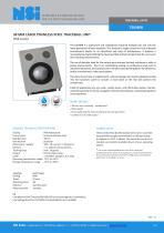 38 mm laser trackball unit