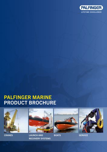 Product Brochure MARINE 2014
