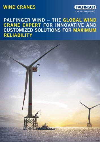 Wind Cranes