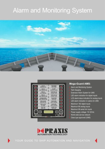 Alarm and monitoring system
