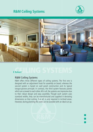 R&M Ceiling Systems