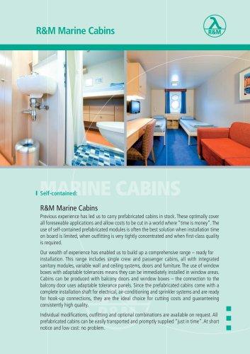 R&M Marine Cabins