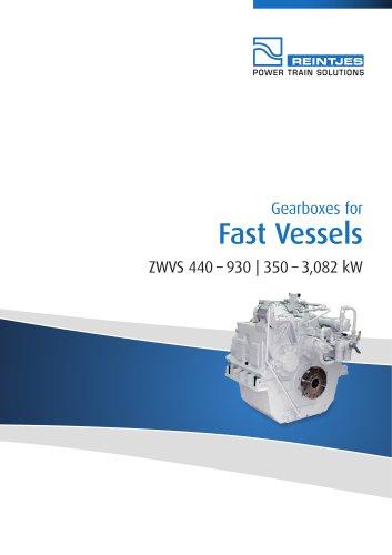 Fast Vessels AWVS 440 - 930