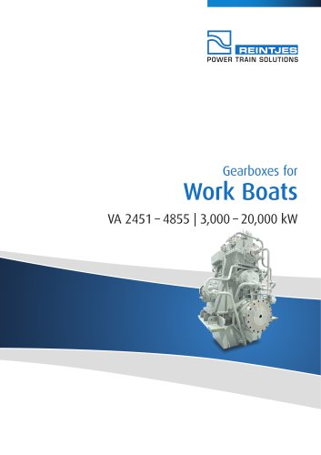 Work Boats VA 2451 - 4855