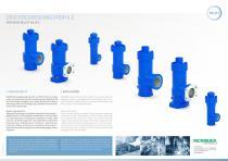 pressure relief valves RSn(E)