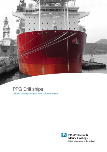 PPG Drill ships