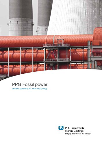 PPG Fossil power