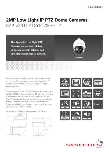 SY-PTZ30-LLZ / SY-PTZ30E-LLZ