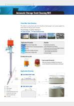 Storage Tank Cleaning M/C
