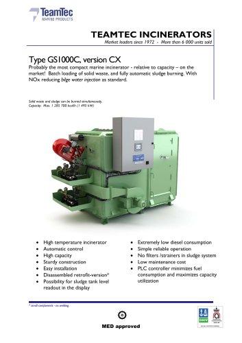 GS1000CX