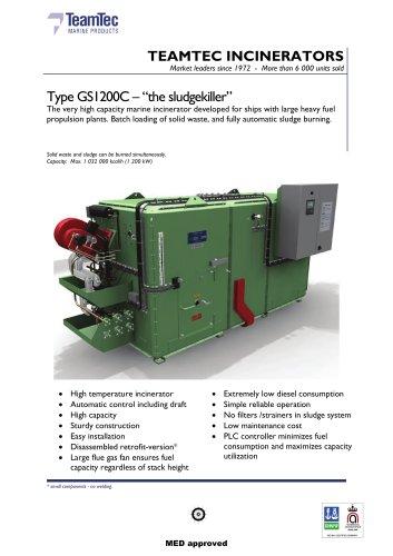 GS1200C brochure