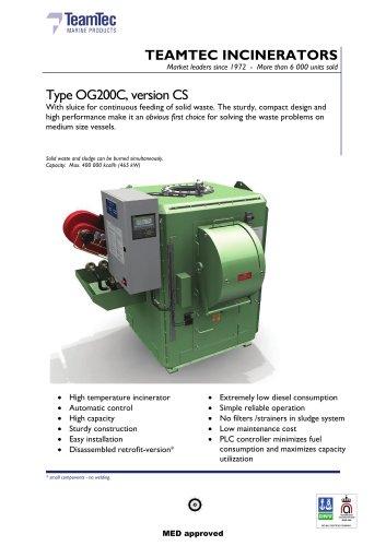 OG200CS brochure