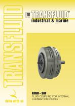 Fluid Coupling for Internal Combustion Engines KFBD - SKF