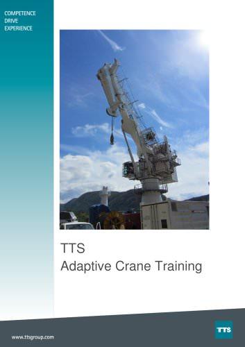 Adaptive Crane Training