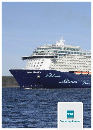 Cruise equipment
