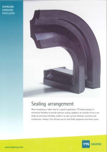 Sealing arrangement