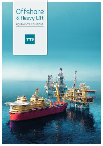 TTS Offshore and Heavy Lift Brochure