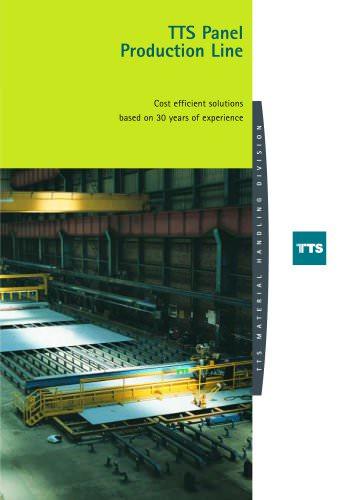 TTS Panel Production Line