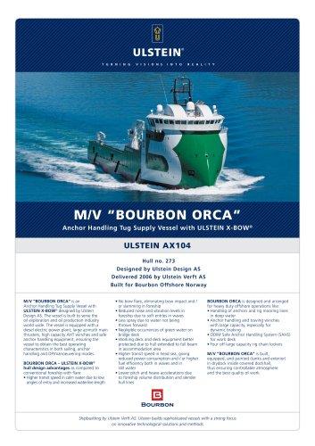 Bourbon Orca