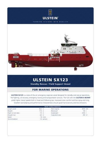 ULSTEIN SX123