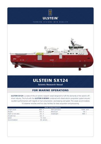 ULSTEIN SX124
