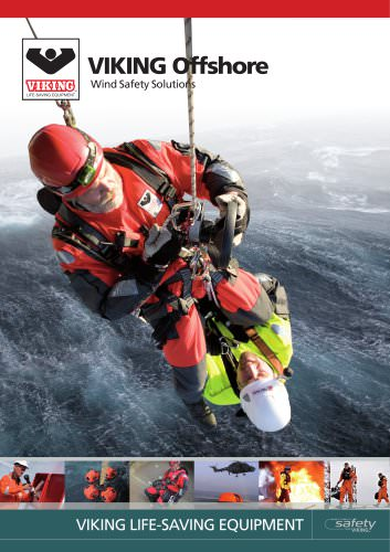 Offshore Wind Safety Solution