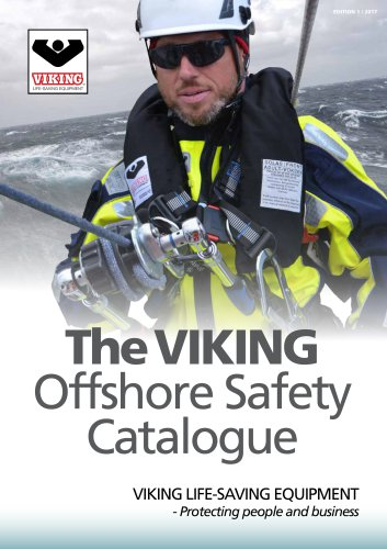 VIKING Offshore Safety Catalogue