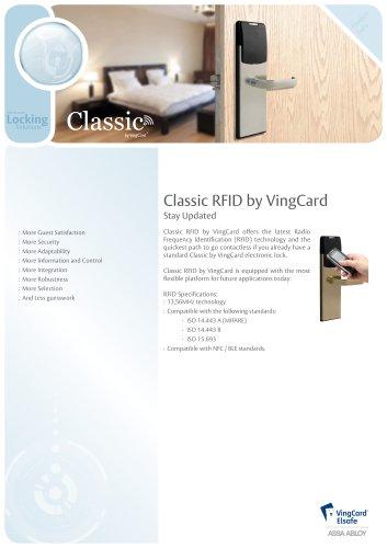 Classic RFID Electronic Lock