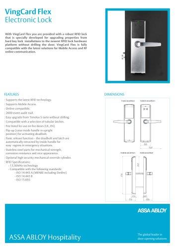 Flex Product Sheet