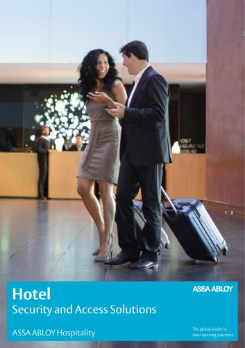 Hotel Security and Access Solutions