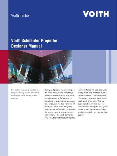 Voith Schneider Propeller Voith Turbo Pdf Catalogs Documentation Boating Brochures