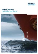 APPLICATIONS FOR SHIPS AND BOATS