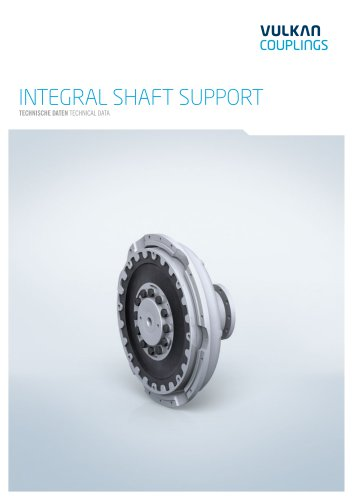 Integral Shaft Support