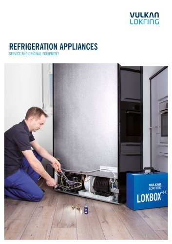 Refrigeration Appliances