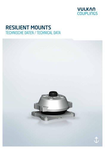 RESILIENT MOUNTS