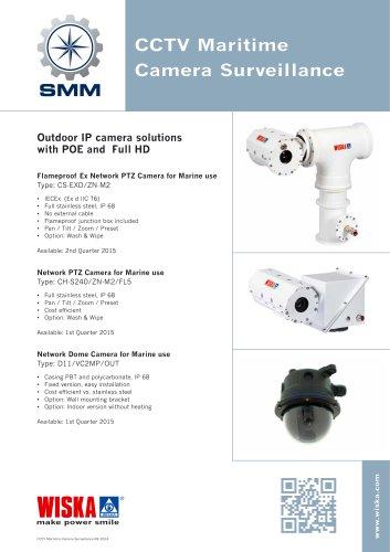 CCTV Maritime Camera Surveillance