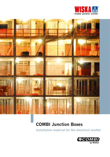 COMBI Junction Boxes