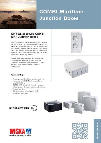 COMBI Maritime Junction Boxes