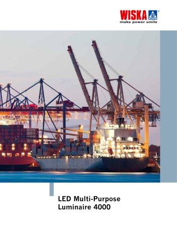 LED Multi-Purpose Luminaire 4000