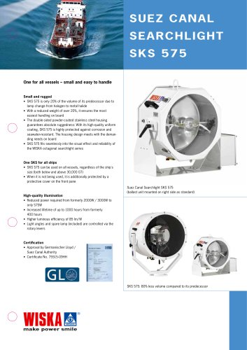 Searchlight SKS 575