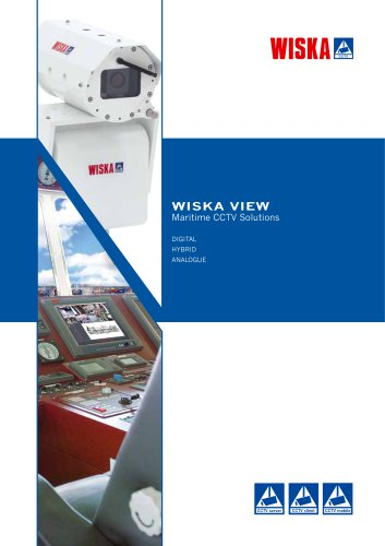 View Maritime CCTV solutions