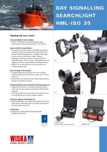 WISKA HML ISO 35 Flyer